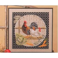 Набор для вышивания Курицы