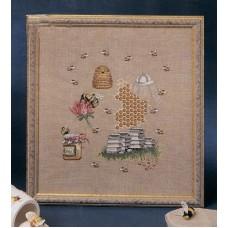 Набор для вышивания Пчеловодство