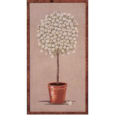Набор для вышивания Ромашки на дереве