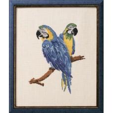 Набор для вышивания Попугаи