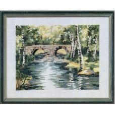 Набор для вышивания Мост