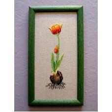 Набор для вышивания Тюльпан