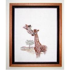 Набор для вышивания Жирафы