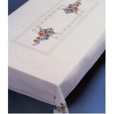 Набор для вышивания скатерти Летние цветы