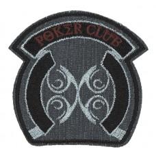 Термоаппликация Покер Клуб