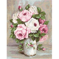 Набор для вышивания Смешанные розы