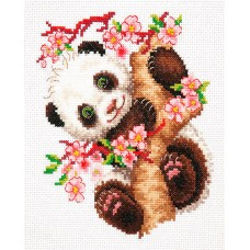 Набор для вышивания Панда