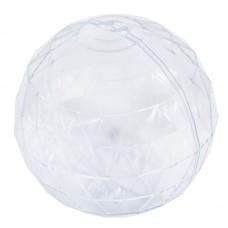 Шар пластиковый разъемный с гранями