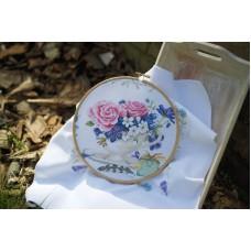 Набор для вышивания Bouquet of roses
