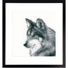 Набор для вышивания Волк