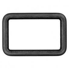 Прямоугольник металлический, 25 мм
