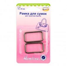 Рамка для сумок, 30 мм