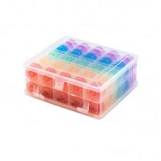 Коробка для шпулек пластиковая