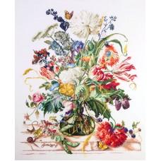 Набор для вышивания Эпоха тюльпанов. Культ цветка