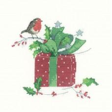 Набор для вышивания Рождественский подарок