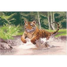 Набор для вышивания Тигр