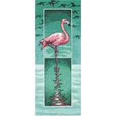 Набор для вышивания Фламинго