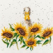 Набор для вышивания Sunshine (Подсолнухи)