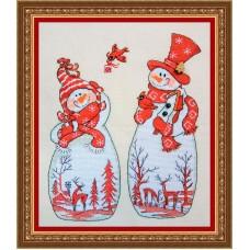 Набор для вышивания Сезон подарков