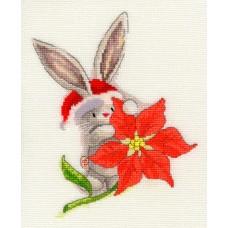Набор для вышивания Poinsettia (Пуансеттия)