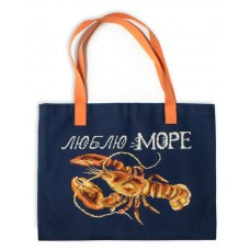 Набор для создания сумки Люблю море
