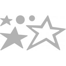 Ножи для вырубки Звезды и круги