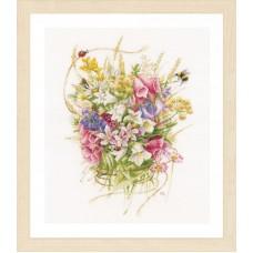 Набор для вышивания Summer bouquet