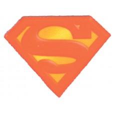 Термоаппликация Значок супермен