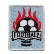 Термоаппликация Мяч в огне