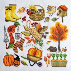 Набор для вышивания Осень