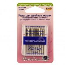 Иглы для швейных машин универсальные, 60-110