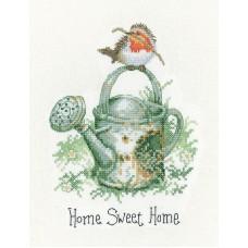 Набор для вышивания Дом милый дом