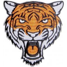 Термоаппликация Тигр
