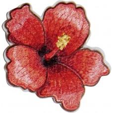 Термоаппликация Тропический цветок
