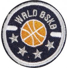 Термоаппликация Слово Баскетбол