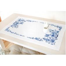 Набор для вышивания скатерти Лисица