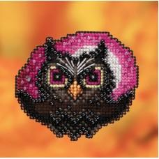 Набор для вышивания бисером Лунная сова