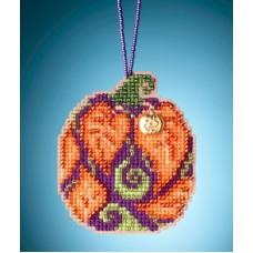 Набор для вышивания бисером Осенняя тыковка