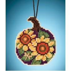 Набор для вышивания бисером Летняя тыковка