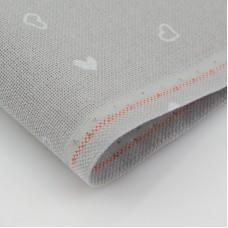 Канва в упаковке Murano Lugana 32 ct, 48 х 68 см, цвет №7409