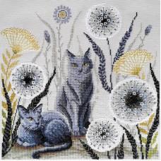 Набор для вышивания Кошки