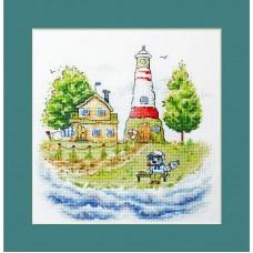 Набор для вышивания Хранитель маяка