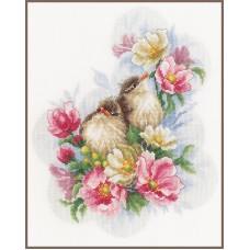 Набор для вышивания Flower branch guardians