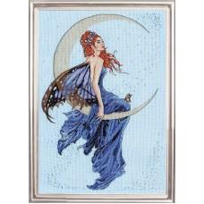 Набор для вышивания Голубая луна