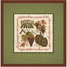 Набор для вышивания: LA VIGNE (Виноградник)