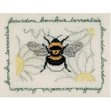 Набор для вышивания: BOURDON (Шмель)