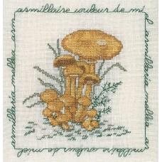 Набор для вышивания: ARMILLAIRE COULEUR DE MIEL (Опёнок)