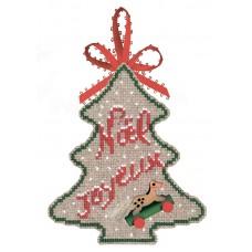 Набор для вышивания: SAPIN JOYEUX NO?L(Ёлка С Рождеством)