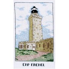 """Набор для вышивания: PHARE """"CAP FREHEL"""" (Маяк Кап Фреель)"""