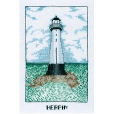 """Набор для вышивания: PHARE """"HERPIN""""  (Маяк Herpin)"""